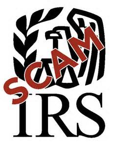 PRESS RELEASE - Recent IRS Telephone Scams