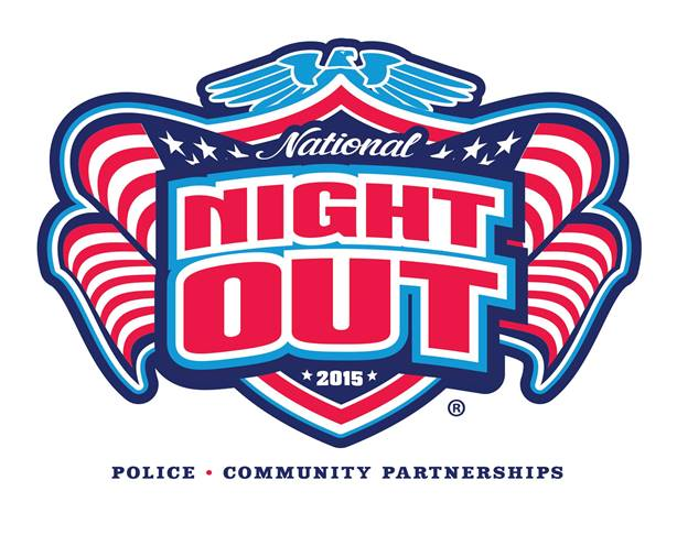 Munster Police Present Awards During 2015 National Night Out Event