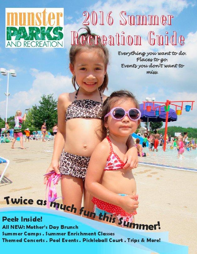 2016 Summer Recreation Guide