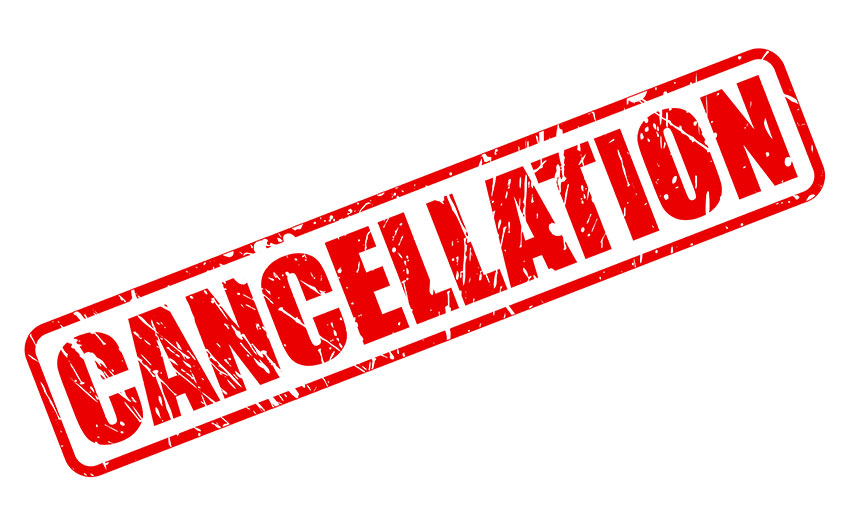 Image for news story: Cancellation Notice for Board of Safety Meeting on 8/17/2017