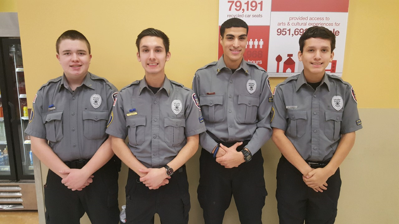 Munster Police Explorers / Town of Munster, IN