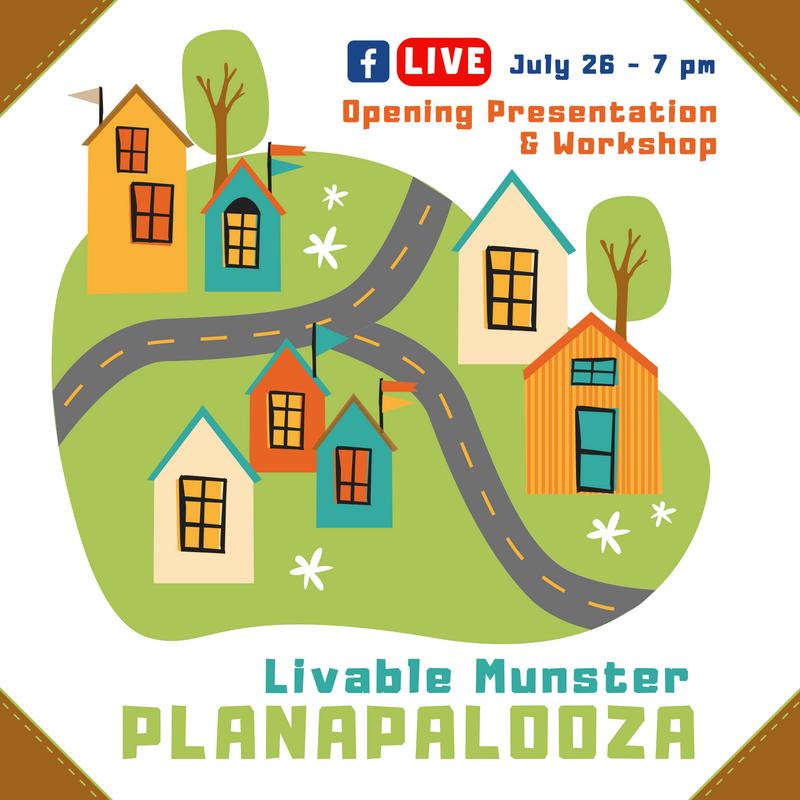 Image for news story: Livable Munster: Planapalooza Opening Presentation
