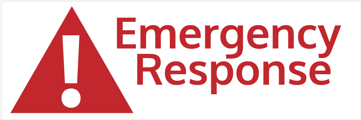 Image for news story: Emergency Response