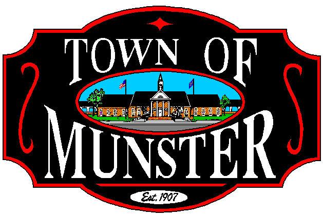 Town of Munster Logo