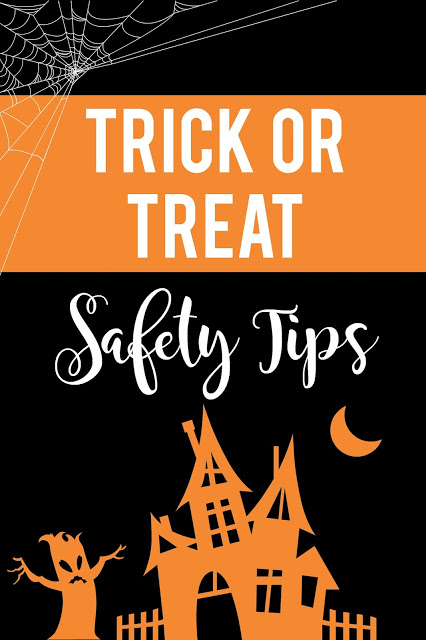 Image for news story: Trick-or Treat Safety Tips