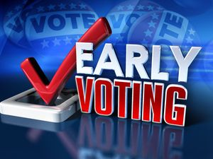 Image for news story: Munster Town Hall Early Voting Satellite Location