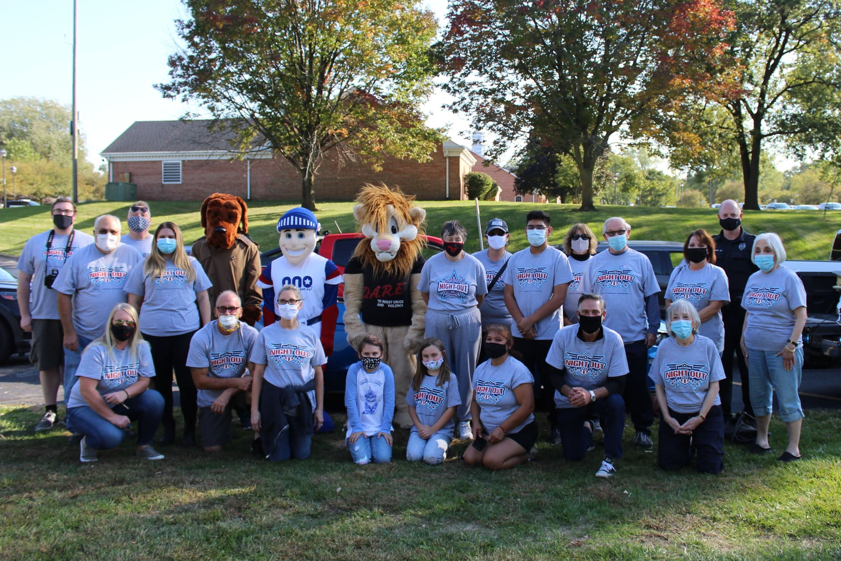 Image for news story: Thank You to Our 2020 National Night Out Participants & Sponsors