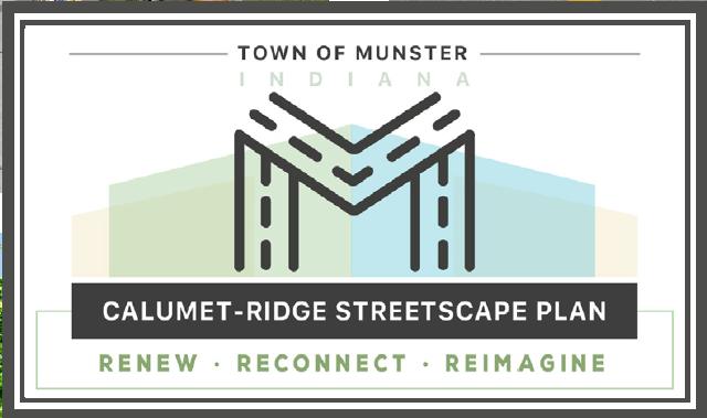 Image for news story: Munster Calumet-Ridge Streetscape Plan Report