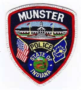 Image for news story: Munster Police Officers Honored during Annual Munster Rotary Luncheon